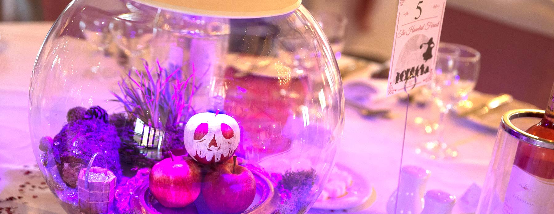 Disney Themed Table Decorations