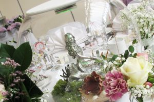 """MERMAID"" DISNEY'S 'THE LITTLE MERMAID' INSPIRED TABLE DECORATION"