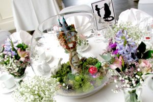 """LOST IN THE TOWER"" DISNEY'S 'TANGLED' INSPIRED TABLE DECORATION"